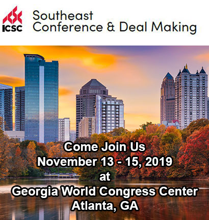 2019 ICSC Sotheast Conference